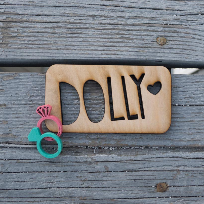 Serious About Dolly