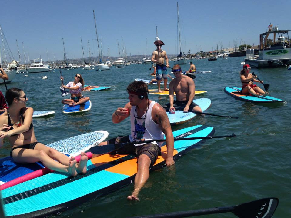 Dolly Roger Paddle 2014