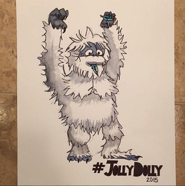Jolly Dolly 2105